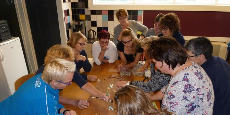 workshop en teambuilding atelier