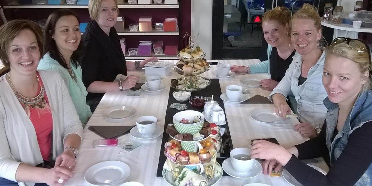 High tea drenthe